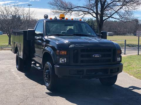 2008 Ford F-350 Super Duty for sale in Plainville, CT