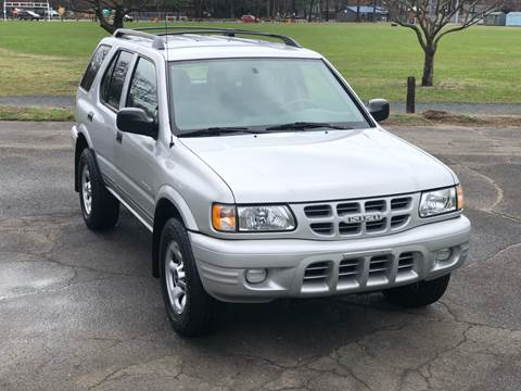 2002 Isuzu Rodeo for sale at Choice Motor Car in Plainville CT