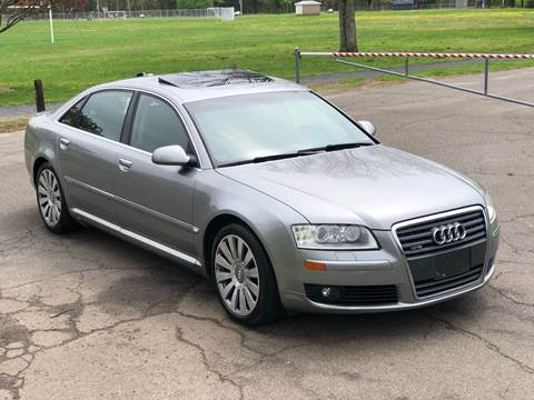 2005 Audi A8 L W12 quattro for sale at Choice Motor Car in Plainville CT