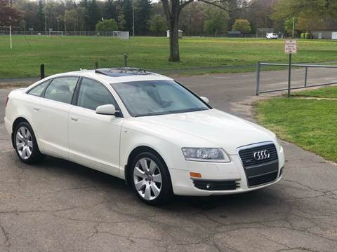 2005 Audi A6 for sale at Choice Motor Car in Plainville CT