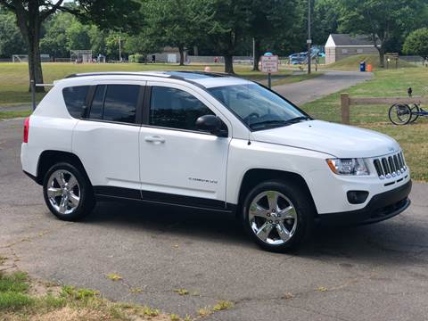 2011 Jeep Compass for sale in Plainville, CT