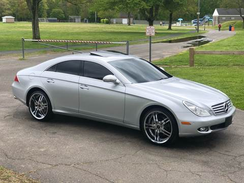 2006 Mercedes-Benz CLS for sale at Choice Motor Car in Plainville CT