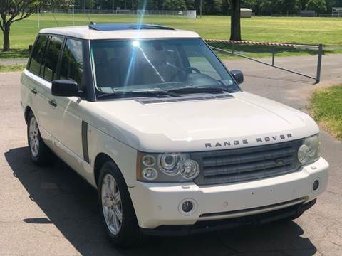 2008 Land Rover Range Rover for sale at Choice Motor Car in Plainville CT