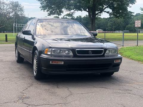 1991 Acura Legend L for sale at Choice Motor Car in Plainville CT