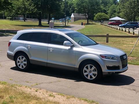 2007 Audi Q7 4.2 Premium quattro for sale at Choice Motor Car in Plainville CT