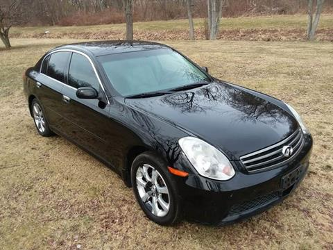 2005 Infiniti G35 for sale at Choice Motor Car in Plainville CT