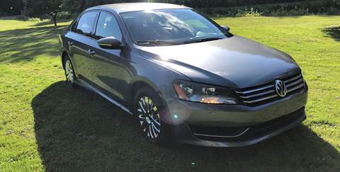 2012 Volkswagen Passat for sale at Choice Motor Car in Plainville CT