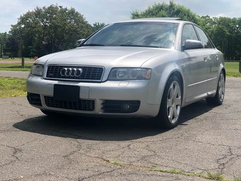 2005 Audi S4 for sale at Choice Motor Car in Plainville CT
