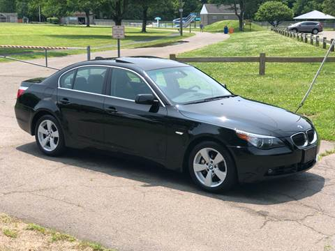 2006 BMW 5 Series 525xi for sale at Choice Motor Car in Plainville CT
