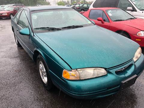 1996 Ford Thunderbird for sale in Plainville, CT