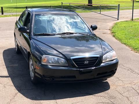 2006 Hyundai Elantra for sale at Choice Motor Car in Plainville CT