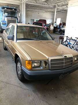 1985 Mercedes-Benz 190-Class for sale in Plainville, CT