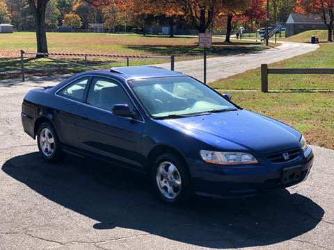 2002 Honda Accord for sale in Plainville, CT