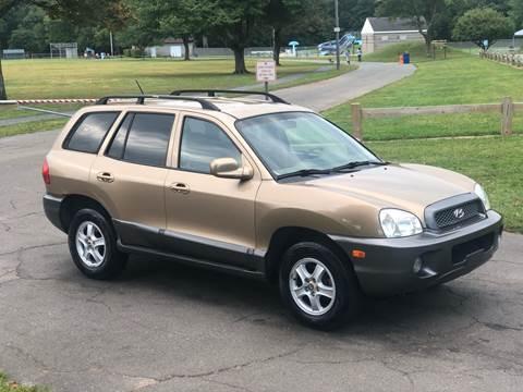 2004 Hyundai Santa Fe for sale at Choice Motor Car in Plainville CT