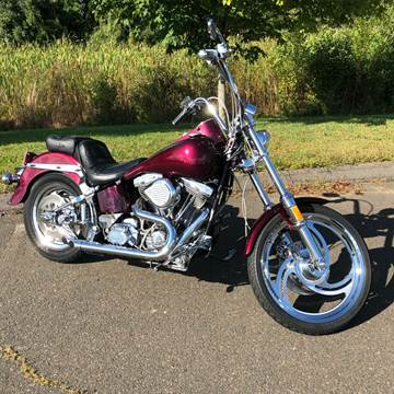1987 Harley-Davidson FXSTC for sale in Plainville, CT