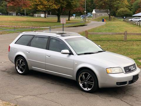 2002 Audi Allroad for sale at Choice Motor Car in Plainville CT