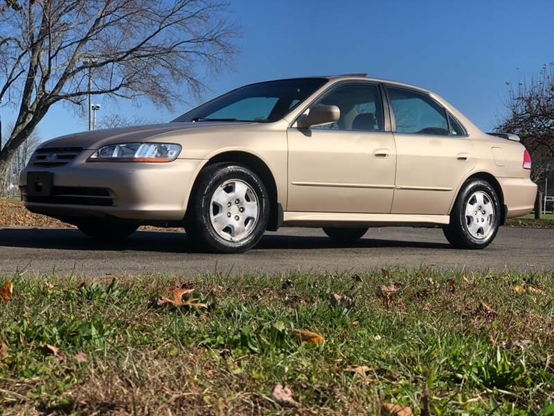 2002 Honda Accord EX V-6 (image 5)