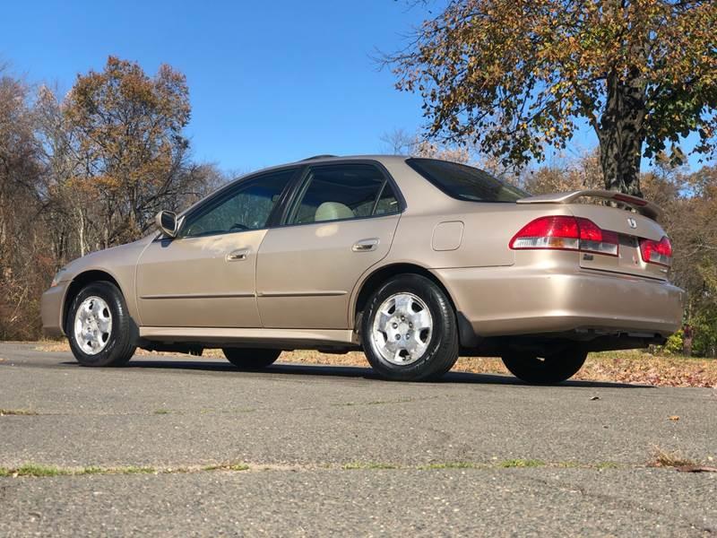 2002 Honda Accord EX V-6 (image 9)