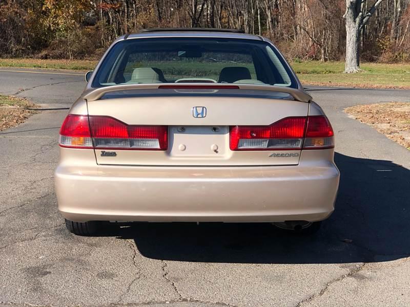 2002 Honda Accord EX V-6 (image 13)