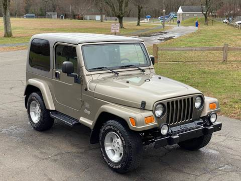 2003 Jeep Wrangler for sale in Plainville, CT
