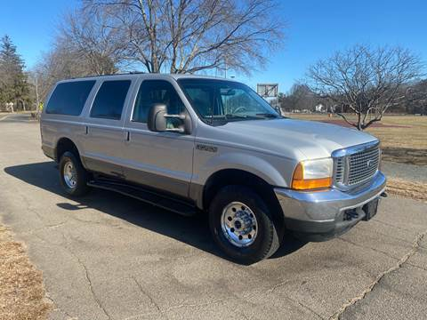 2001 Ford Excursion XLT for sale at Choice Motor Car in Plainville CT