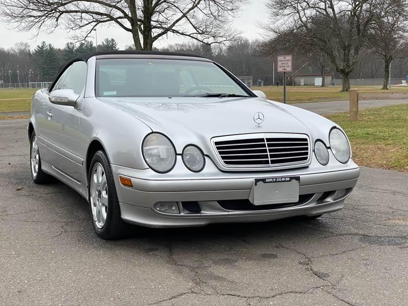 2002 Mercedes-Benz CLK CLK 320 (image 4)