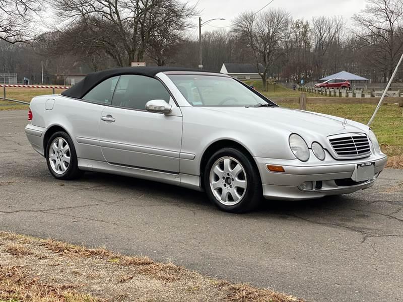 2002 Mercedes-Benz CLK CLK 320 (image 1)