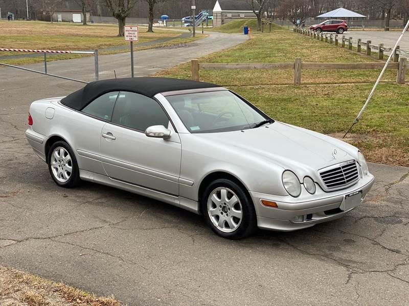 2002 Mercedes-Benz CLK CLK 320 (image 5)