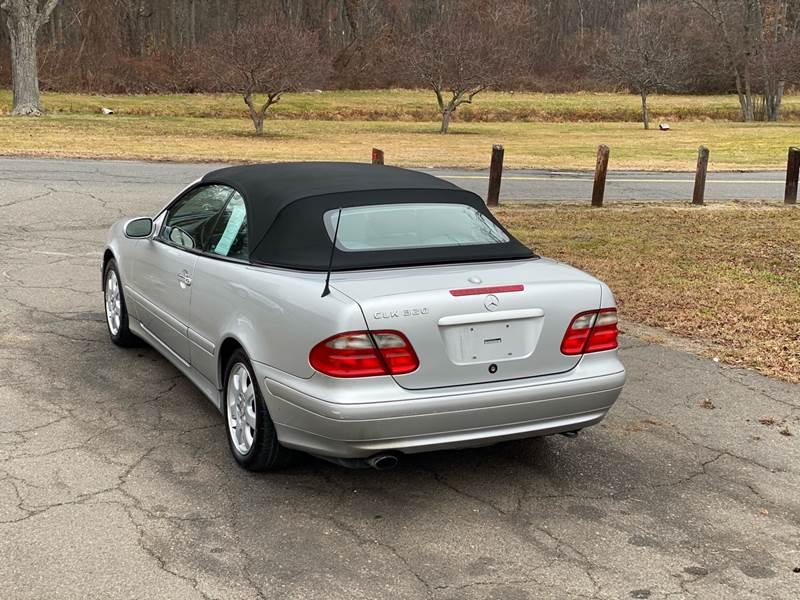 2002 Mercedes-Benz CLK CLK 320 (image 14)