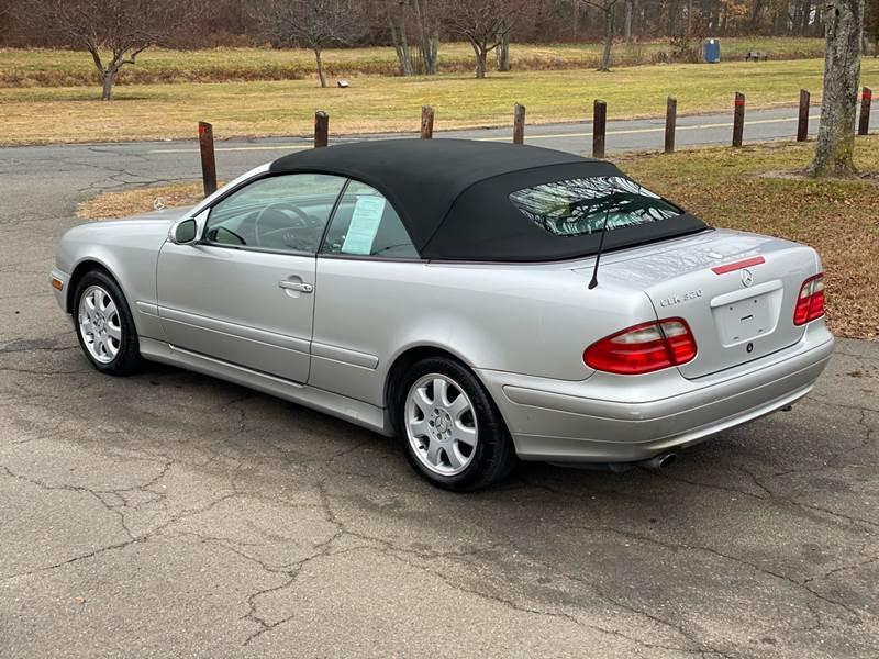 2002 Mercedes-Benz CLK CLK 320 (image 16)