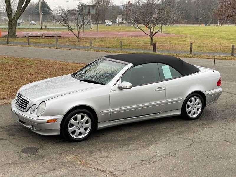 2002 Mercedes-Benz CLK CLK 320 (image 18)