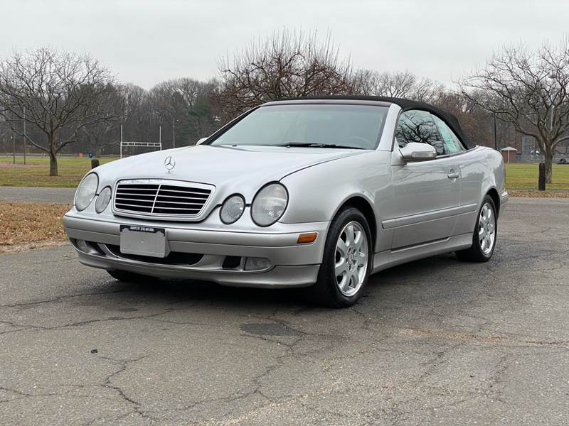 2002 Mercedes-Benz CLK CLK 320 (image 19)