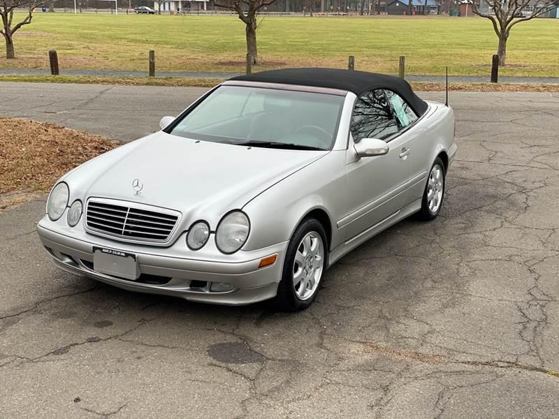 2002 Mercedes-Benz CLK CLK 320 (image 20)