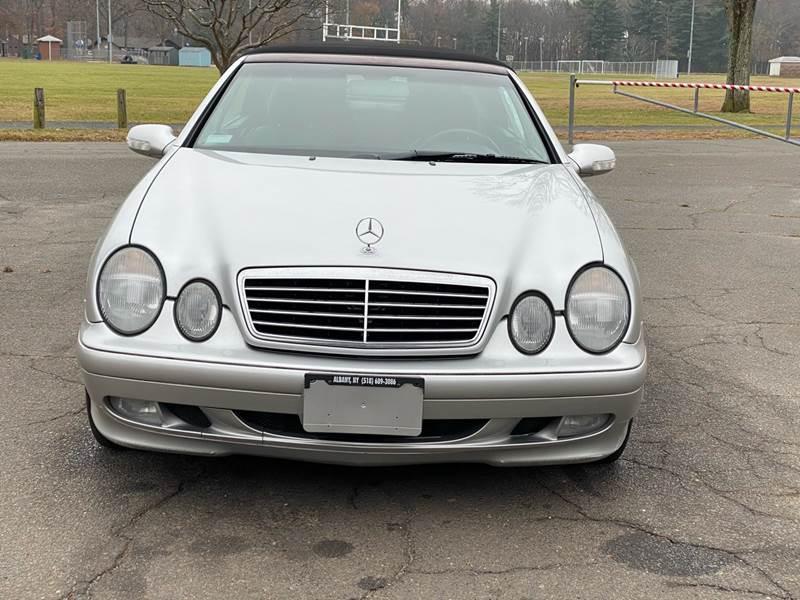 2002 Mercedes-Benz CLK CLK 320 (image 21)