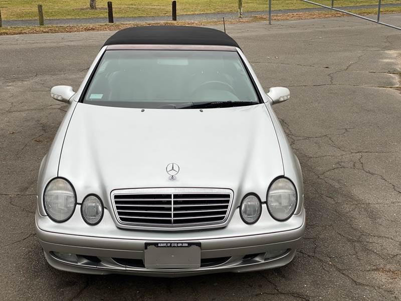 2002 Mercedes-Benz CLK CLK 320 (image 22)