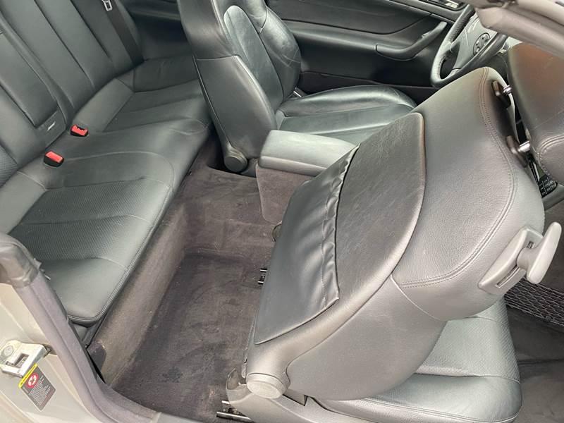 2002 Mercedes-Benz CLK CLK 320 (image 24)