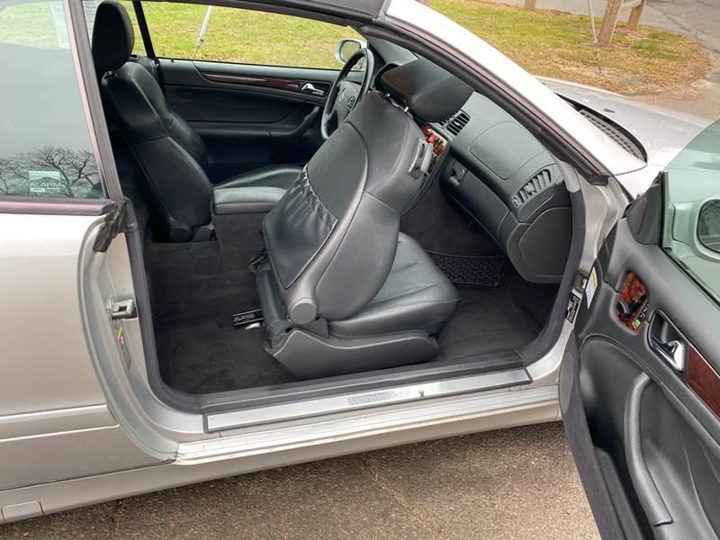 2002 Mercedes-Benz CLK CLK 320 (image 26)