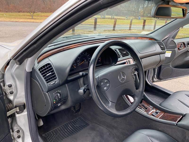 2002 Mercedes-Benz CLK CLK 320 (image 28)