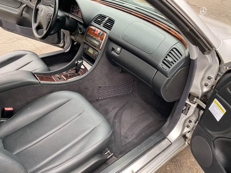 2002 Mercedes-Benz CLK CLK 320 (image 33)