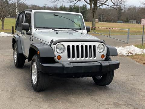 2007 Jeep Wrangler X for sale at Choice Motor Car in Plainville CT