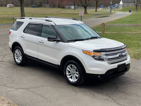 2011 Ford Explorer XLT for sale at Choice Motor Car in Plainville CT