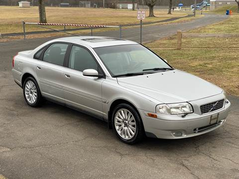 2006 Volvo S80 2.5T for sale at Choice Motor Car in Plainville CT