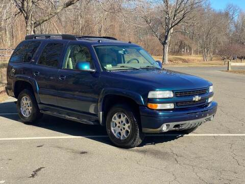 2005 Chevrolet Tahoe Z71 for sale at Choice Motor Car in Plainville CT