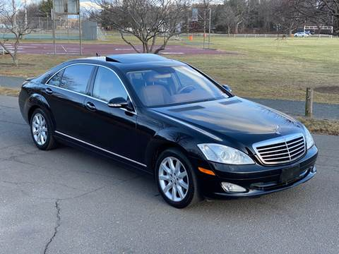 2007 Mercedes-Benz S-Class S 550 4MATIC for sale at Choice Motor Car in Plainville CT