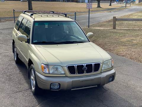 2002 Subaru Forester for sale at Choice Motor Car in Plainville CT