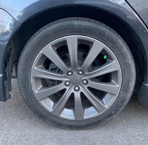 2010 Subaru Impreza WRX Premium (image 6)