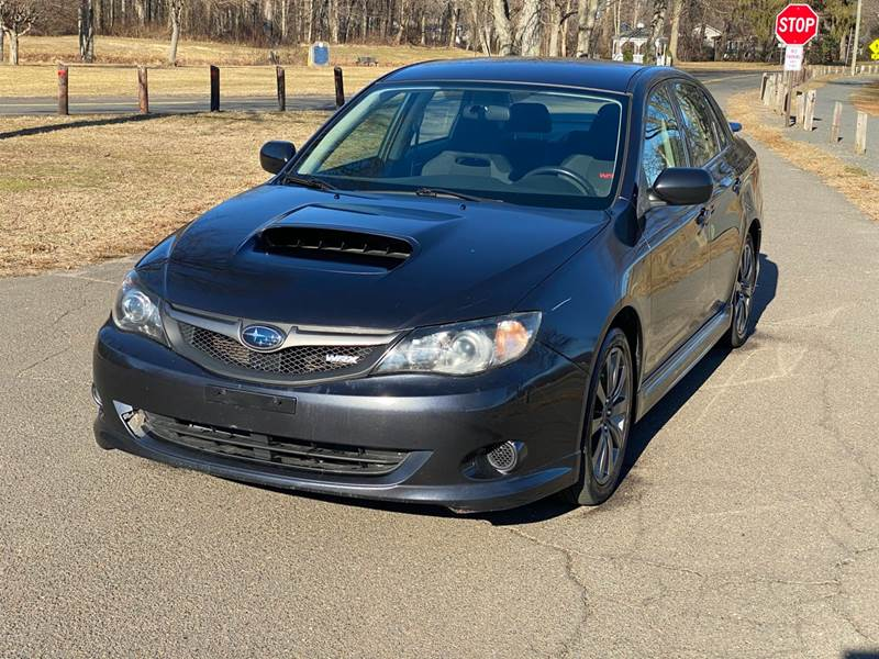 2010 Subaru Impreza WRX Premium (image 37)