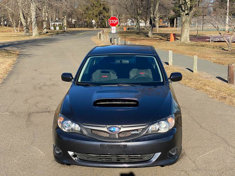 2010 Subaru Impreza WRX Premium (image 41)