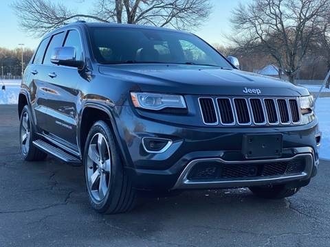 2015 Jeep Grand Cherokee Limited for sale at Choice Motor Car in Plainville CT