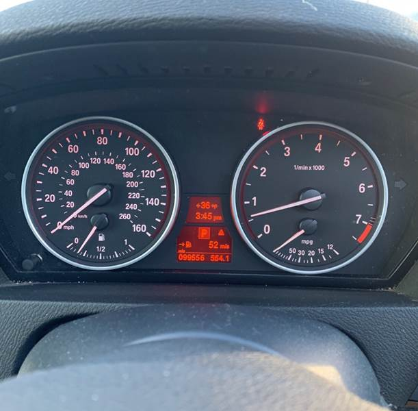 2008 BMW X5 3.0si (image 8)